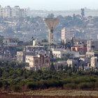 İsrail Gazze sınırındaki bazı bölgeleri vurdu