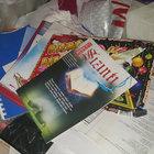 FETÖ elebaşı Fetullah Gülen'in kitapları çöpe atıldı