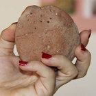 Acemhöyük'te 4 bin 200 yıllık çıngırak bulundu