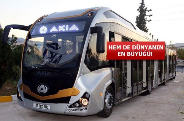 Metrobüs, Türkiye