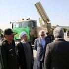İran'dan füzeli gövde gösterisi