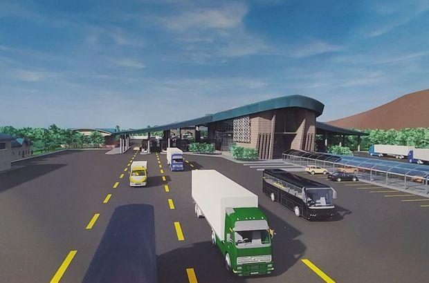 Kapıköy Gümrük Kapısı modernize ediliyor
