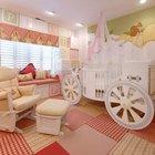 Bebek odası için dekorasyon önerileri...