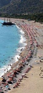 İzin yasağının kalkması Güney Ege'de turizmi canlandırdı