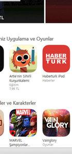 Haberturk.com iPad uygulamasına yoğun ilgi