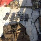 Hatay'da PKK'lı terörist, ABD yapımı M-16 ile yakalandı