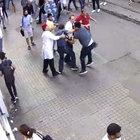 Arap turist fazla hesabı şikayete giderken yumruklandı