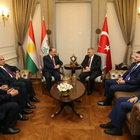 Başbakan Binali Yıldırım, Barzani'yi kabul etti