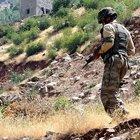 Van Erciş'te bir eve roket atıldı! Can kaybı yaşanmadı