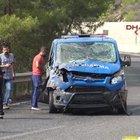 Antalya'da askeri aracın geçişi sırasında patlama: 2 yaralı
