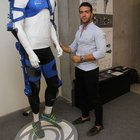 Astronotlar için egzersiz kıyafeti geliştirildi