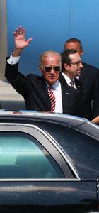 Joe Biden Ankara'da!