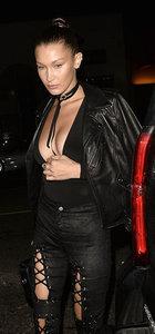 Bella Hadid, Gigi Hadid'i gölgede bıraktı