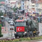 Kocaeli'de tank ve zırhlı araç sevkiyatı