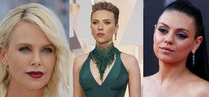 Forbes dünyanın en çok kazanan aktrislerini açıkladı