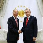 Cumhurbaşkanı Erdoğan ile ABD Başkan Yardımcısı Biden bir arada