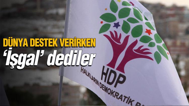 HDP'DEN KÖSTEK