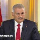 Başbakan Yıldırım Habertürk, Show Tv, Bloomberg HT ortak yayınında