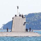 Fransız denizaltısında büyük sızıntı