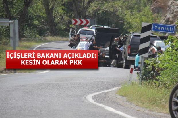 Kılıçdaroğlu'nun konvoyuna saldırı! 1 şehit, 2 asker yaralı!