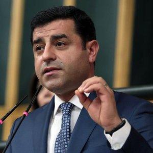 Selahattin Demirtaş'a 5 yıla kadar hapis istemi!