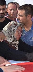 Diyarbakır şehidi Mustafa Eser son yolculuğuna uğurlandı