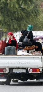 Suriye'de IŞİD  ve PYD'den kaçışlar devam ediyor