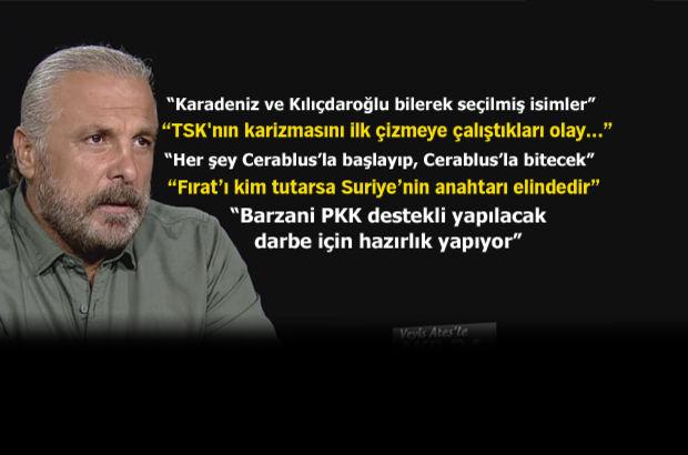 Mete Yarar: Gaziantep saldırısının misillemesini yapacaklar