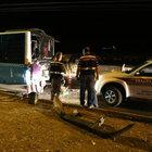 Adıyaman'da minibüs halk otobüsüne çarptı: 14 yaralı