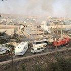 Şırnak Cizre'de polis kontrol noktasında patlama