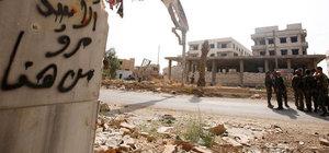 Muhaliflerin elindeki Daraya'da tahliye için anlaşıldı