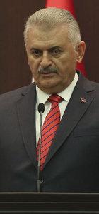 Başbakan Binali Yıldırım'dan 'Fırat Kalkanı' açıklaması