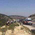 Hatay'da minibüs şarampole yuvarlandı: 8 ölü