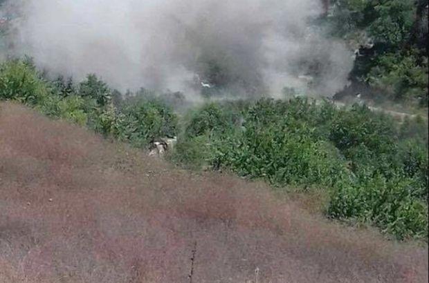 Yayladağı'na havan mermisi atıldı! 3 asker yaralı