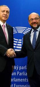 AP Başkanı Schulz 1 Eylül'de Türkiye'ye geliyor