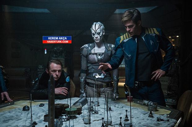 'Inception' etkili yeni nesil 'Star Trek' filmi