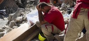 İtalya'daki depremde ölü sayısı 278'e yükseldi