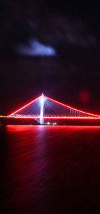 Yavuz Sultan Selim Köprüsü'nün açılışından kareler
