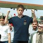 10 yaşında dava açan Emekcan avukat oldu