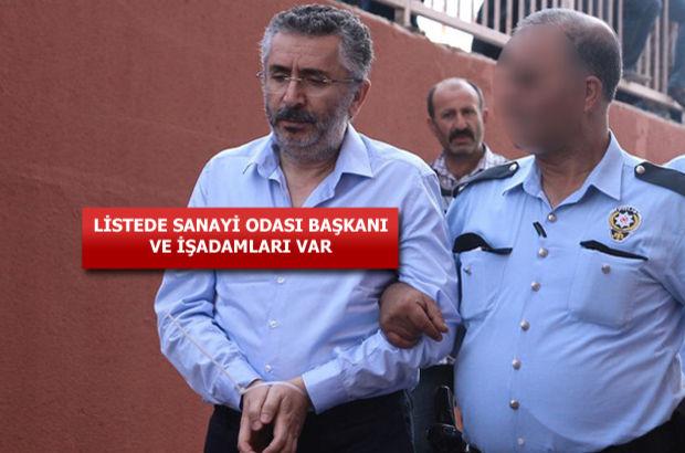 İşadamlarına FETÖ operasyonu: 36 tutuklama