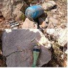 Diyarbakır'da karayoluna 700 kilo patlayıcı yerleştirmişler