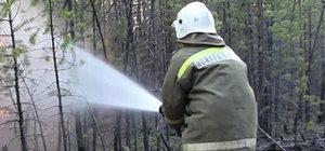 Moskova'da yangın: 17 ölü