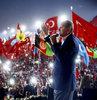 Cumhurba�kan� Erdo�an, 10 A�ustos 2014