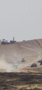 Türk jetleri, Cerablus'un güneyinde YPG'yi vurdu