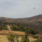 Şemdinli'de PKK'lılarla çıkan çatışmada 4 asker yaralandı