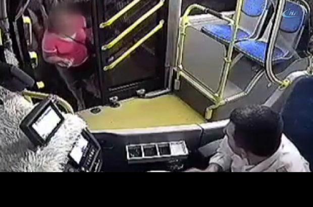 Antalya'da bir halk otobüsü şoförünü yanlış anlayan kadın, işinden etti!