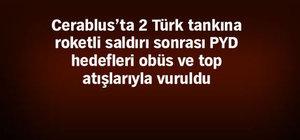 AP: Özgür Suriye Ordusu ile YPG arasında çatışma