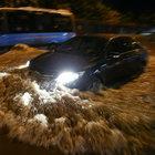 Şiddetli yağış Ankara'yı karıştırdı