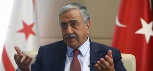 KKTC Cumhurbaşkanı Akıncı: Kıbrıs sorununu iyi bir sonuca bağlamayı arzuluyoruz