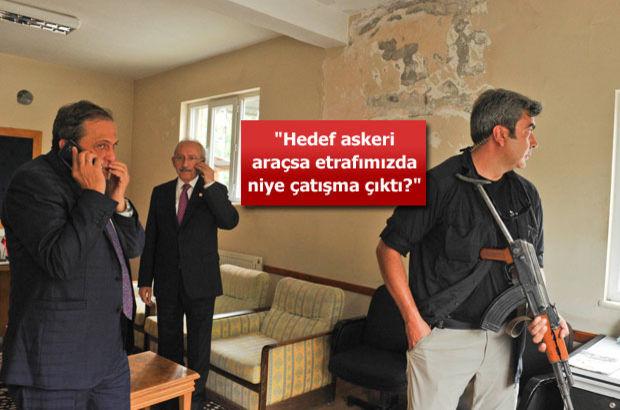 CHP lideri o anları telefonuna böyle kaydetmiş!